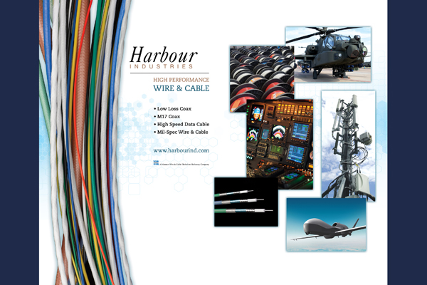 Harbour Industries Tradeshow Booth