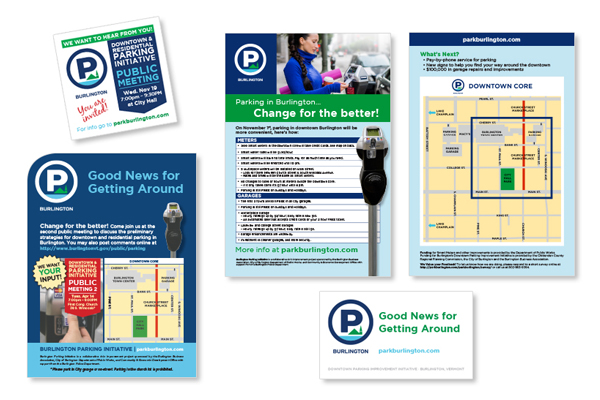 Burlington Parking Initiative 1