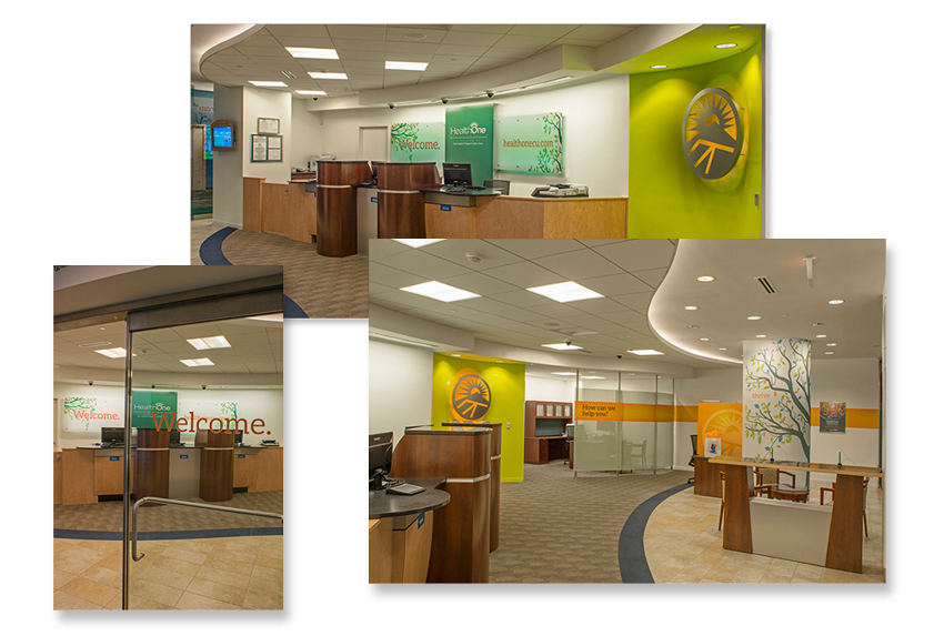 Heath One Credit Union Detroit Branch